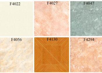 Gạch men cao cấp với đa dạng chủng loại