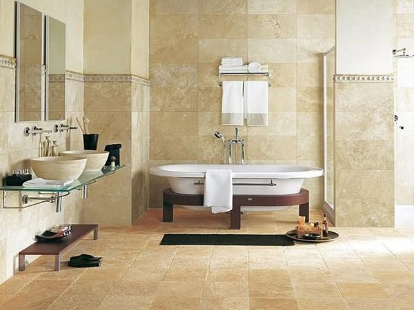 Gạch Granite cho phòng tắm thêm băt măt