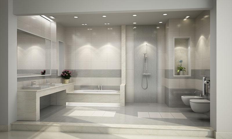 Gạch Men 30x60 cho phòng tắm rộng rãi