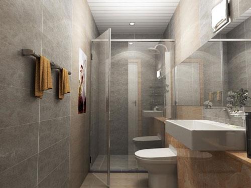 Gạch ốp lát 30x60 cho phòng tắm