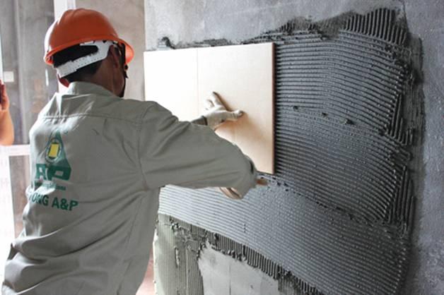 Keo Mova giúp thi công nhanh chất lượng cao