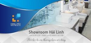 Showroom Hải Linh - đại lý phân phối thiết bị vệ sinh, gạch ốp lát hàng đầu tại Hà Nội