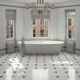 gạch lát nền nhà tắm cho không gian hoàn mĩ