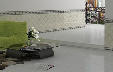 Lựa chọn gạch ốp tường phòng khách đẹp