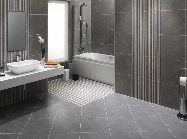 gạch lát nền nhà tắm phù hợp nhất cho không gian