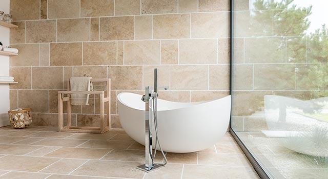 Bí quyết lựa chọn gạch ốp lát cho nhà tắm – Không phải ai cũng biết