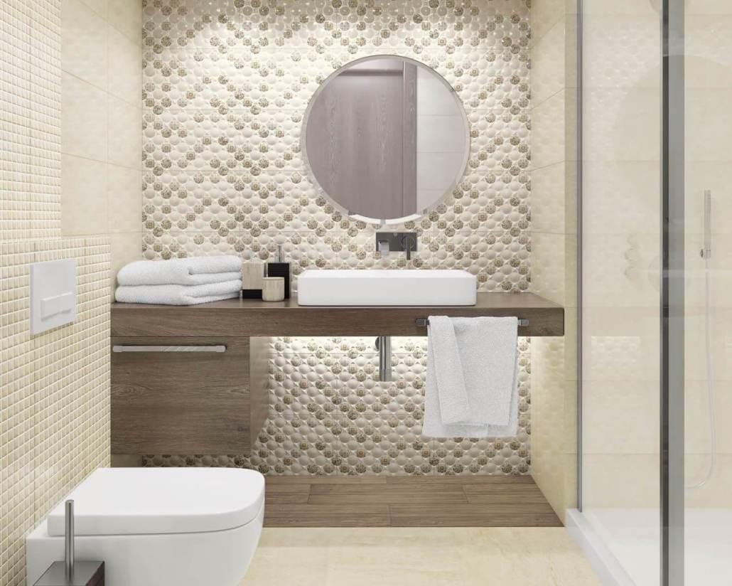 Mẫu gạch ốp lát nhà vệ sinh đẹp cho không gian đẳng cấp 4