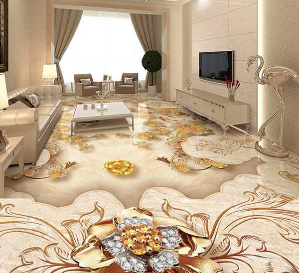 Cập nhật 20+ mẫu gạch lát nền phòng khách đẹp không thể rời mắt 12