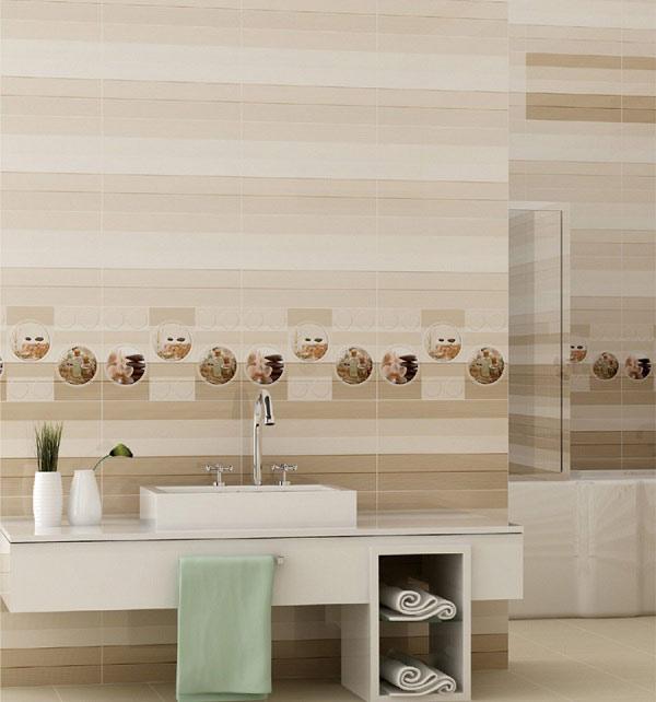 TOP mẫu gạch ốp tường sọc ngang phòng tắm hot nhất 2021 5