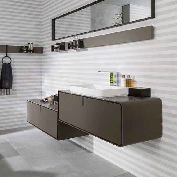 TOP mẫu gạch ốp tường sọc ngang phòng tắm hot nhất 2021 6