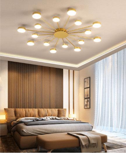 99+ mẫu đèn trang trí phòng khách ĐẸP - ĐỘC - CHẤT 11