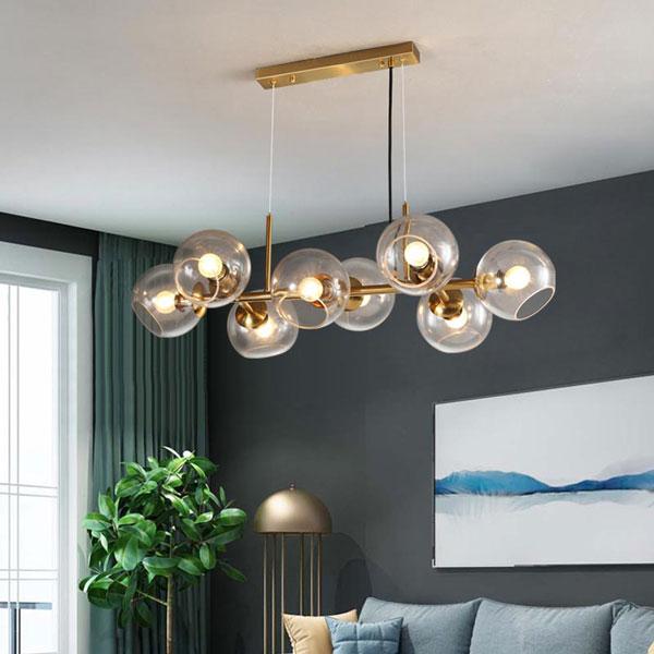 99+ mẫu đèn trang trí phòng khách ĐẸP - ĐỘC - CHẤT 18