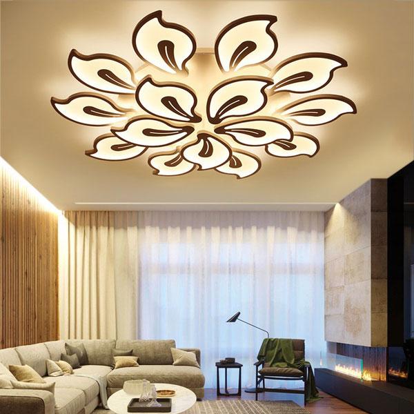 99+ mẫu đèn trang trí phòng khách ĐẸP - ĐỘC - CHẤT 2