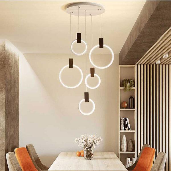 99+ mẫu đèn trang trí phòng khách ĐẸP - ĐỘC - CHẤT 20