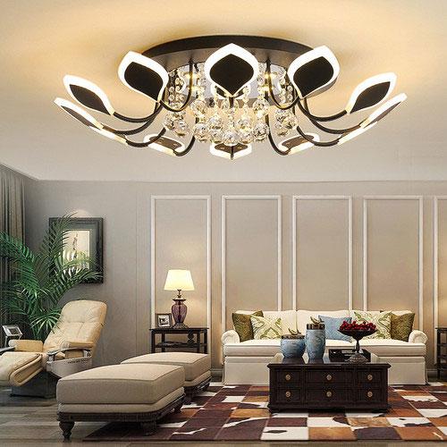 99+ mẫu đèn trang trí phòng khách ĐẸP - ĐỘC - CHẤT 3
