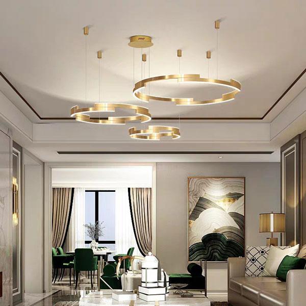 99+ mẫu đèn trang trí phòng khách ĐẸP - ĐỘC - CHẤT 7