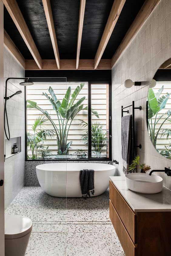 Tổng hợp các mẫu nhà tắm nhỏ đẹp cho nhà cấp 4 10