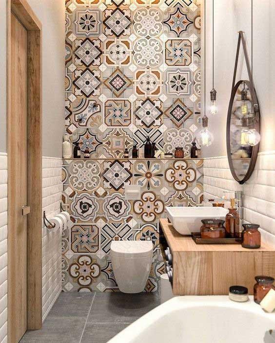 Tổng hợp các mẫu nhà tắm nhỏ đẹp cho nhà cấp 4 11