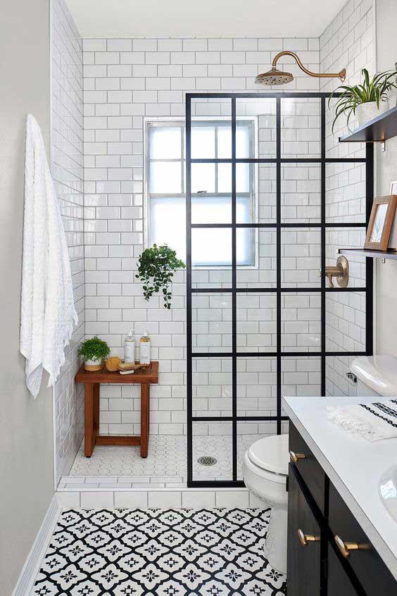 Tổng hợp các mẫu nhà tắm nhỏ đẹp cho nhà cấp 4 12