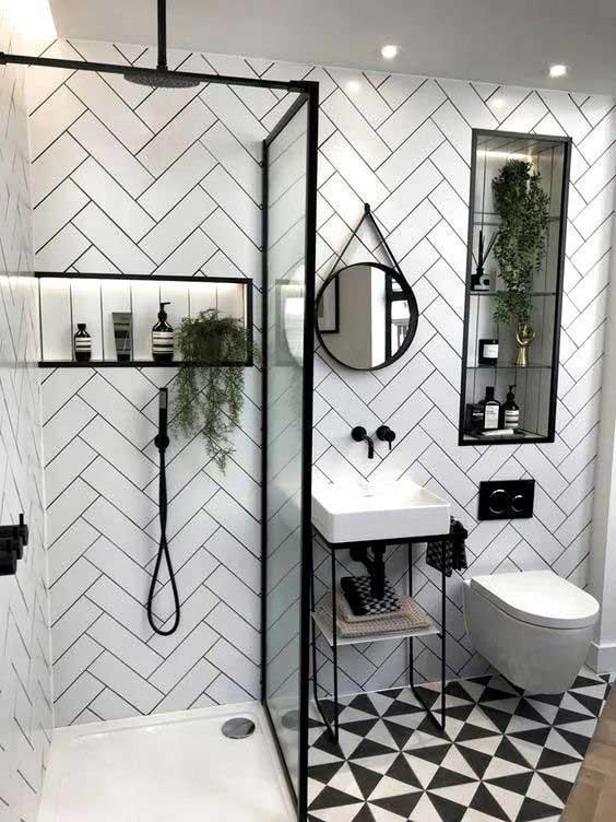 Tổng hợp các mẫu nhà tắm nhỏ đẹp cho nhà cấp 4 5