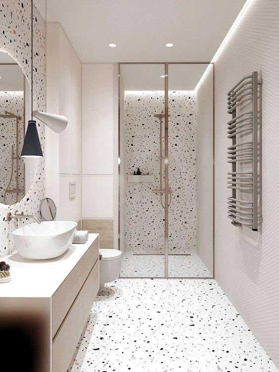Tổng hợp các mẫu nhà tắm nhỏ đẹp cho nhà cấp 4 9