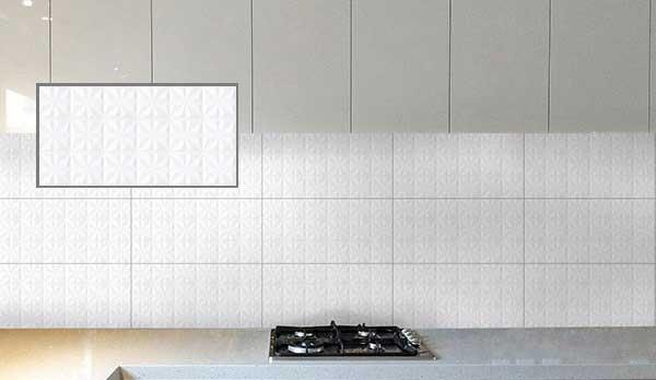 Gạch ECO M-36908 ốp tường nhà bếp