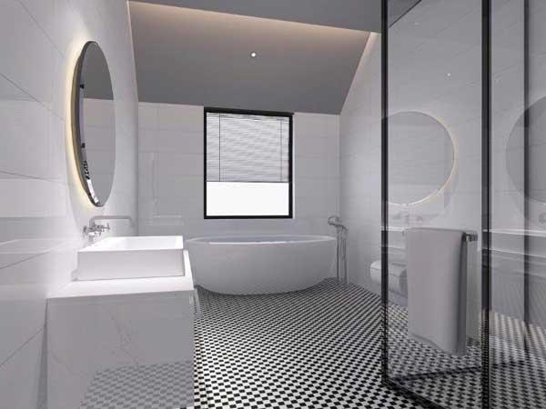 Gạch ốp tường nhà tắm Viglacera F3600