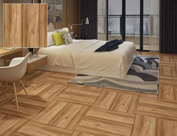 20+ mẫu gạch lát nền đẹp 60x60 vân gỗ HOT nhất hiện nay 7