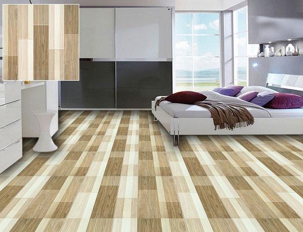 20+ mẫu gạch lát nền đẹp 60x60 vân gỗ HOT nhất hiện nay 9