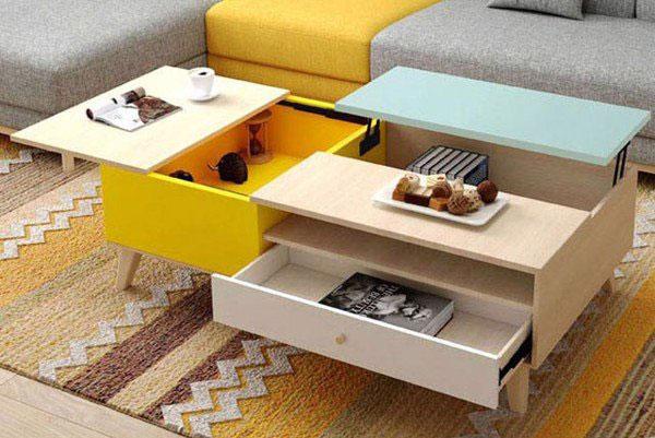 Tiêu chí thiết kế phòng khách nhỏ đẹp CHUẨN NHẤT 3
