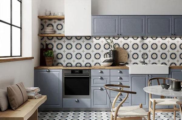 TỔNG HỢP 999++ các mẫu gạch ốp tường bếp đẹp nhất 2021 11