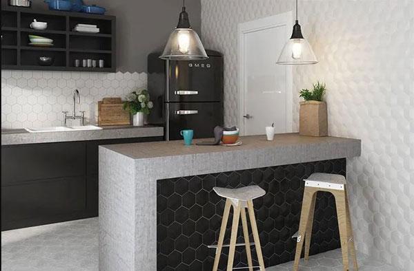 TỔNG HỢP 999++ các mẫu gạch ốp tường bếp đẹp nhất 2021 5