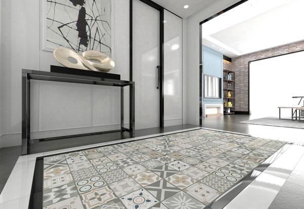 Tổng hợp các loại gạch lát hành lang được ưa chuộng nhất hiện nay 3